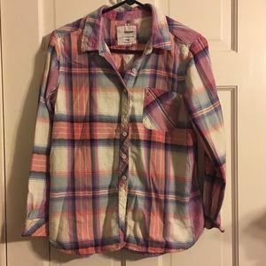 Sonoma Flannel Shirt